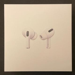 Apple - 【極美品】 apple AirPods Pro (正規品) MWP22J/A