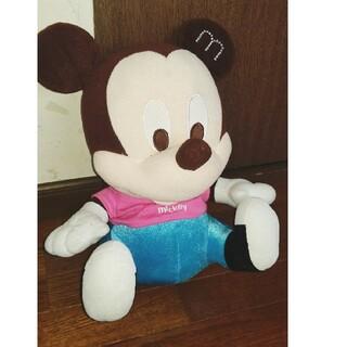 ミッキーマウス(ミッキーマウス)のミッキーマウス #ミッキー #ぬいぐるみ #Disney #ディズニー #mi(キャラクターグッズ)