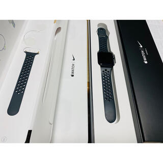 Apple Watch - Apple Watch Nike+ 3 GPS 38mm Nikeスポーツバンド