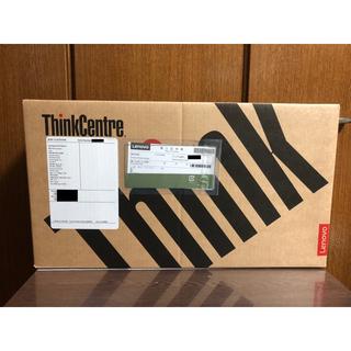 Lenovo - Lenovo ThinkCentre M75q Tiny Gen2 未開封品