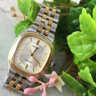 セイコー(SEIKO)のSEIKO セイコー 時計 エクセリーヌ シルバー QZ レディース(腕時計)