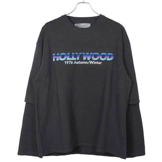 Jieda - DAIRIKU HOLLYWOOD Layered T-shirt