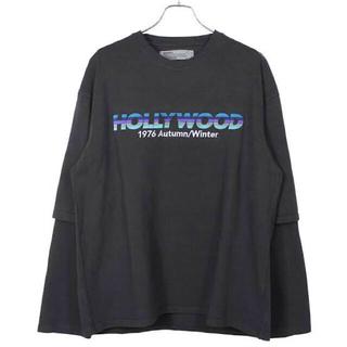 Jieda - DAIRIKU HOLLYWOOD Layered T-shirt