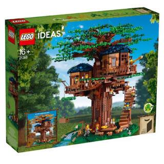 Lego - 【ラスト1】レゴ (LEGO) アイデア ツリーハウス 21318