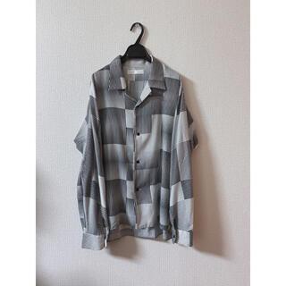 ステュディオス(STUDIOUS)のエトセンス ETHOSENS 18ss  オープンカラーシャツ(シャツ)