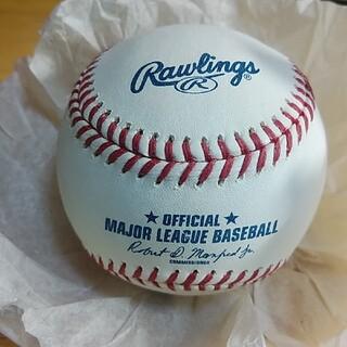 ローリングス(Rawlings)のメジャーリーグ公式球(記念品/関連グッズ)