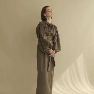 TODAYFUL - louren  pintack sleeve dress