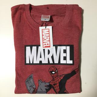マーベル(MARVEL)の新品 MARVEL スパイダーマン 長袖(Tシャツ/カットソー(七分/長袖))