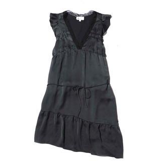 ヴァネッサブリューノ(vanessabruno)のヴァネッサブリューノ ドレス ワンピース(ひざ丈ワンピース)