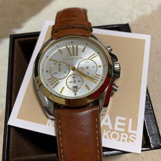 Michael Kors - マイケルコース 腕時計 MICHAEL KORS 革ベルト