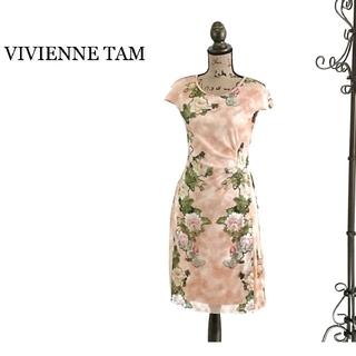 ヴィヴィアンタム(VIVIENNE TAM)のVIVIENNE TAM ヴィヴィアンタム ワンピース ドレス(ひざ丈ワンピース)