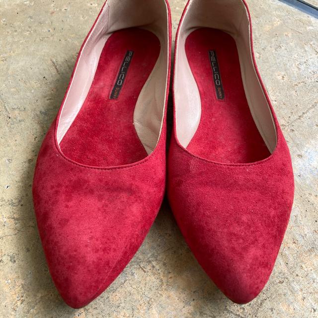 PELLICO(ペリーコ)の最終お値下げ ペリーコ パンプス レディースの靴/シューズ(ハイヒール/パンプス)の商品写真