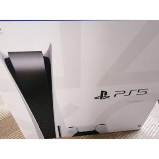 新品 PlayStation5 本体 通常版(ディスクドライブ搭載版) (家庭用ゲーム機本体)