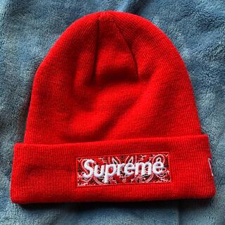Supreme - supreme ビーニー