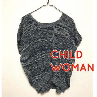 CHILD WOMAN - カットソー トップス   チャイルドウーマン Tシャツ