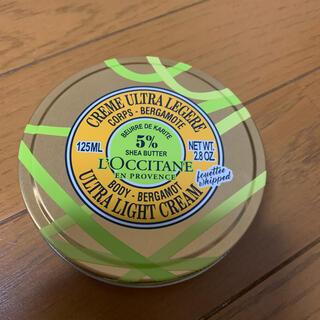 L'OCCITANE - ロクシタン  アールグレイ スノー ボディクリーム