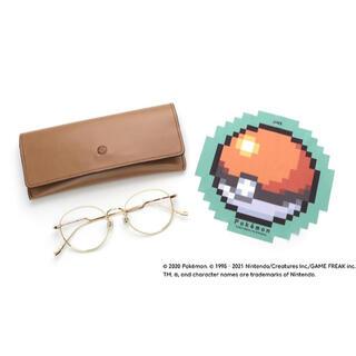 ジンズ(JINS)のJINS ポケモンコラボ 眼鏡 ピカチュウモデル フラッグシップモデル(サングラス/メガネ)