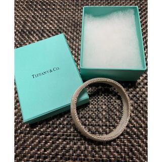 Tiffany & Co. - ☆Tiffany☆サマセット☆バングルブレスレット☆
