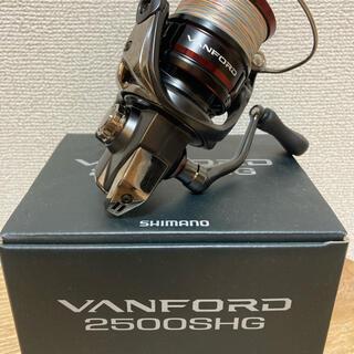 SHIMANO - シマノ ヴァンフォード 2500