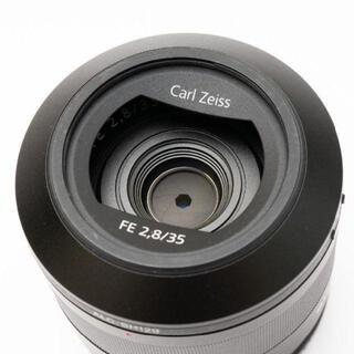 ソニー(SONY)のFE 35mm f2.8 ZA SEL35f28 ソニー SONY (レンズ(単焦点))