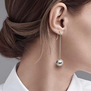 Tiffany & Co. - お値下げ美品tiffanyハードウェアボールフックピアス10mm