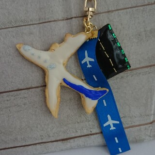 エーエヌエー(ゼンニッポンクウユ)(ANA(全日本空輸))のプレミアム ANA 飛行機 クッキー(航空機)