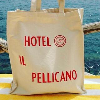 DEUXIEME CLASSE - 本日限定❗️ ホテル イルペリカーノ トートバッグ ロンハーマン バッグ