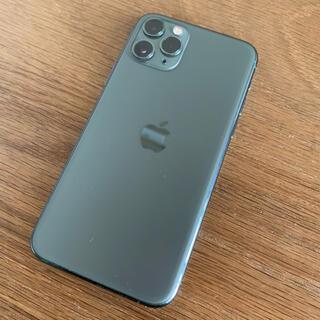 iPhone - 極美品 iPhone 11 Pro 256GB SIMフリー シャッター音なし