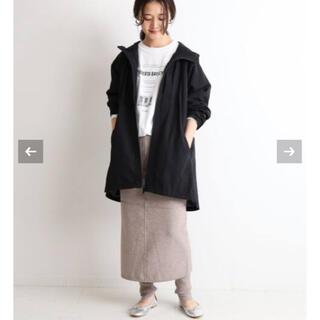 IENA SLOBE - SLOBE IENA レイヤードレギンススカート