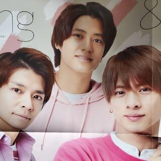 ジャニーズ(Johnny's)のKing & Prince、なにわ男子ちっこいMyojo 2021年 02月号(アート/エンタメ/ホビー)