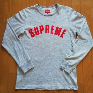 Supreme - Supreme Arc Logo L/S TOP ロンT
