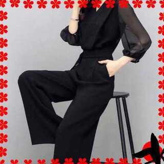 ☆残りわずか☆ オールインワン パンツ ドレス(オールインワン)