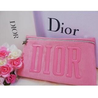 Dior - 【非売品】DIOR🌸スプリング🌸ピンクポ―チ🌸【新品】DIOR🌸2021