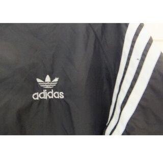 adidas - AdidasウィンドブレーカーSサイズ黒
