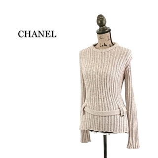 CHANEL - 上質 CHANEL シャネル  セーター ニット レディース