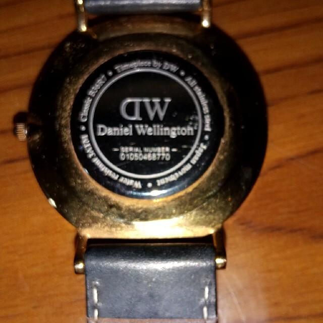 Daniel Wellington(ダニエルウェリントン)のダニエル、ウェンストン腕時計 即日発送 メンズの時計(腕時計(アナログ))の商品写真