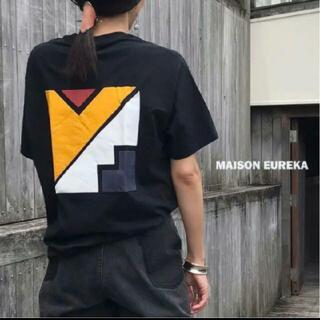 1LDK SELECT - メゾンエウレカ Tシャツ maison eureka me logo MM6