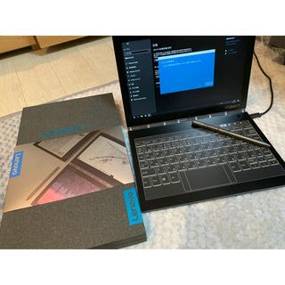 Lenovo - Lenovo 2in1 yoga book  c930(専用タッチペン有)