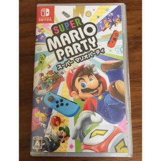 Nintendo Switch - 新品未開封 スーパー マリオパーティ Switch 即日発送