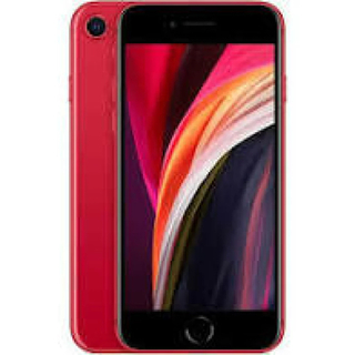 iPhone - iPhone SE 2 product Red 128GB 赤