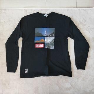 チャムス(CHUMS)の【CHUMS】ロングTシャツ(Tシャツ/カットソー(七分/長袖))
