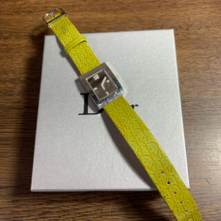 Christian Dior - クリスチャンディオール 腕時計