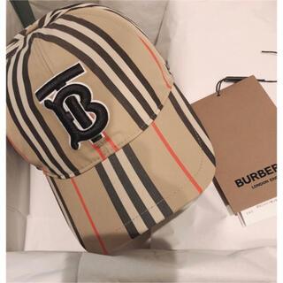 BURBERRY - Burberryキャップ
