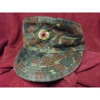 BWドイツ軍/連邦軍*フレクターン迷彩戦闘帽*57cm(実物)(戦闘服)