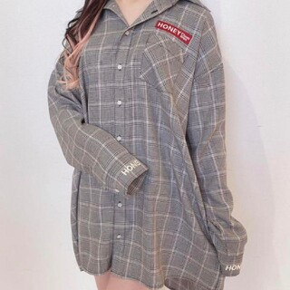 Honey Cinnamon - ハニーシナモン ビックシャツ