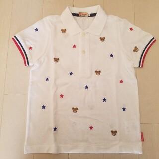 mikihouse - ミキハウス プチプッチー ポロシャツ 110