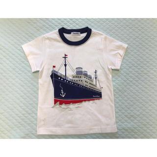 familiar - ★新品★ファミリア★半袖Tシャツ 120★