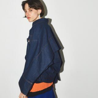 ENFOLD - 【美品】定価42,900円‼️nagonstans デニムジャケット