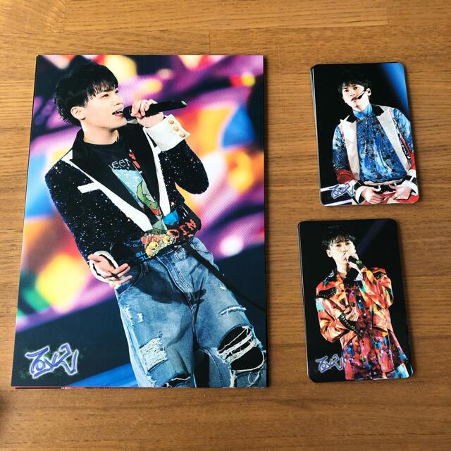 Kis-My-Ft2(キスマイフットツー)のキスマイ toy2 ライブフォトカード  ポストカード セット エンタメ/ホビーのタレントグッズ(アイドルグッズ)の商品写真