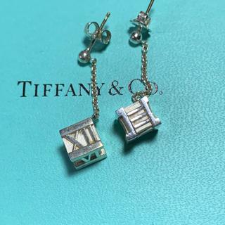 ティファニー(Tiffany & Co.)のティファニー アトラスキューブ ピアス(ピアス)